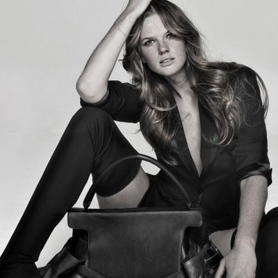 Web design Mag Mode fashion designer Michel Klein