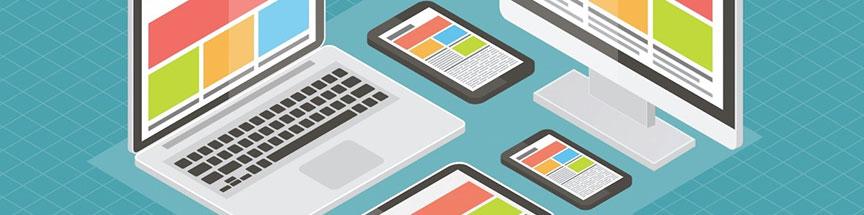 Service design de site internet Web design Pixel Salad