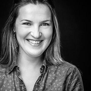Cécile Mesgouez directrice de clientèle agence Caribou